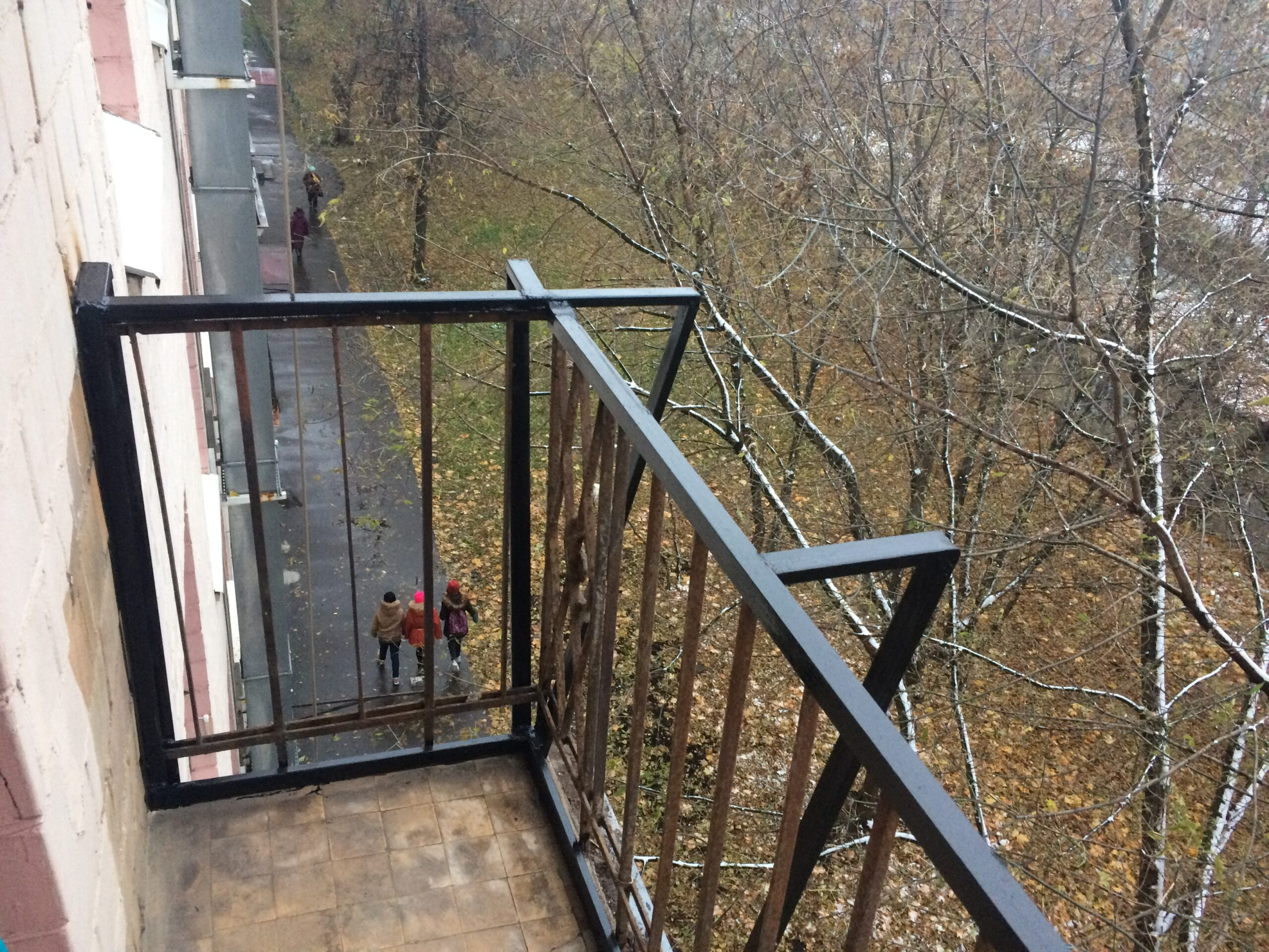 Увеличение объема балкона